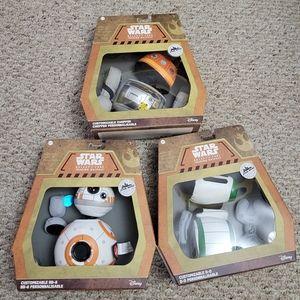 Star Wars Trading Outpost Set D-O BB-8 Chopper